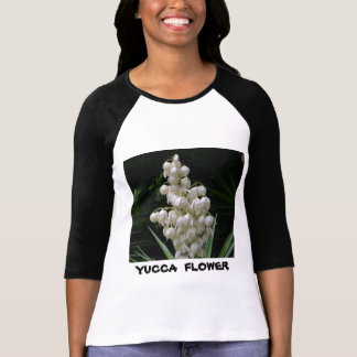New Mexico Yucca Flower T-Shirt