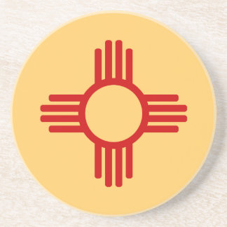 New Mexico Zia Coaster