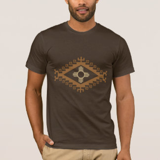 New Mexico Zia Motif T-Shirt