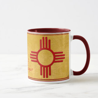 New Mexico Zia Mug