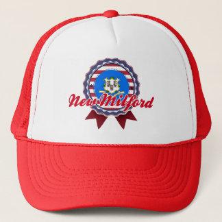 New Milford, CT Trucker Hat