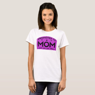 New Mom 2017 T-Shirt