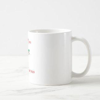 New Mom First Christmas Coffee Mug