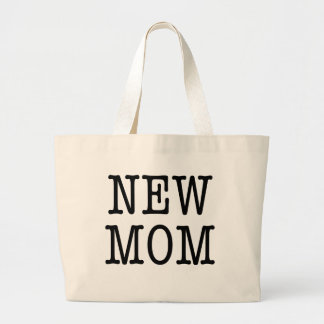 NEW MOM - large tote
