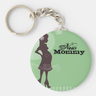 New Mommy Keychain