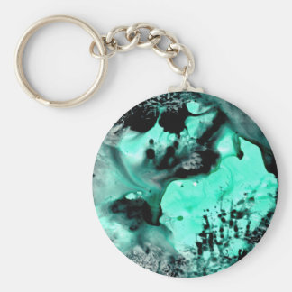 New Moon 10 Keychain