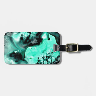 New Moon 10 Luggage Tag