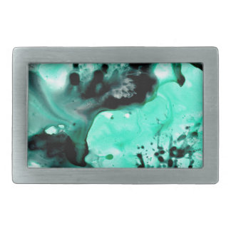 New Moon 10 Rectangular Belt Buckle