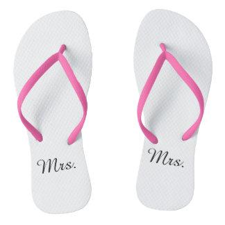 New Mrs. Flip Flops