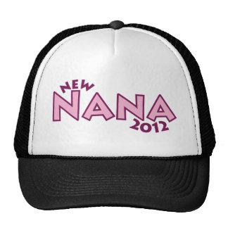 New Nana 2012 Trucker Hat