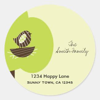 New Nest Sticker