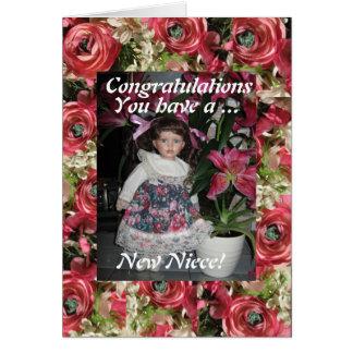 new niece card