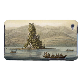 New Norfolk near Vancouver (colour engraving) iPod Case-Mate Cases