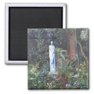 New Orleans Botanical Garden Magnet