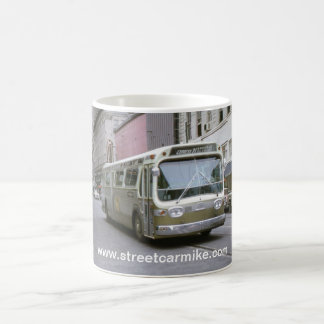 New Orleans Bus 1 Classic White Coffee Mug