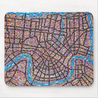 New Orleans by Metin Mouse Pad