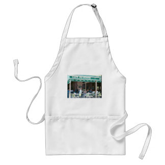 New Orleans Coffee and Beignets Standard Apron