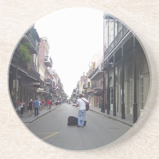 New Orleans French Quarter Coaster