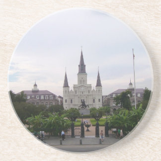 New Orleans Jackson Square Coaster