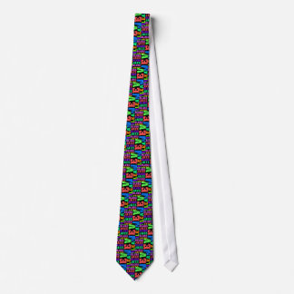 New Orleans jazz and blues Tie