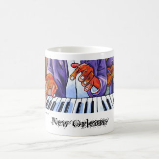 New Orleans Jazz Coffee Mug