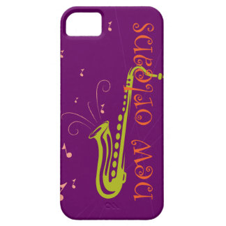 New Orleans Jazz iPhone 5 Case
