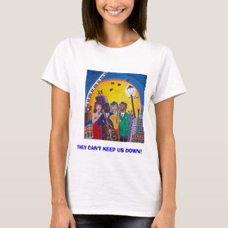 NEW ORLEANS KATRINA LADIES T-SHIRT