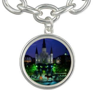 New Orleans Louisiana Bracelet