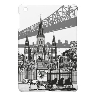 New Orleans Louisiana iPad Mini Cover
