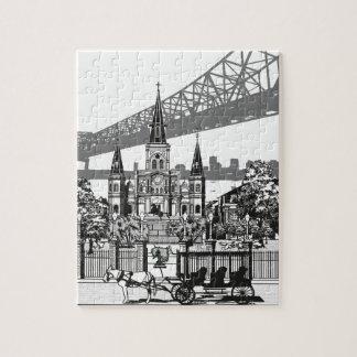 New Orleans Louisiana Jigsaw Puzzle