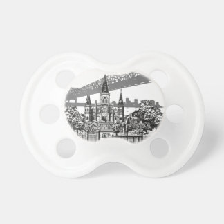 New Orleans Louisiana Pacifier