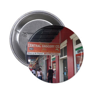 NEW ORLEANS LOUISIANA PAINTINGS DRAWINGS 2 INCH ROUND BUTTON