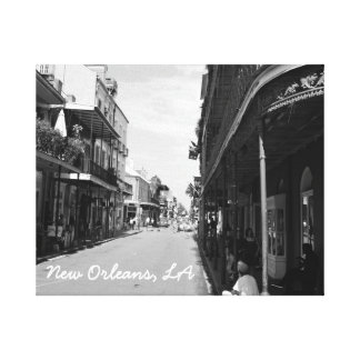 New Orleans Louisianna on Canvas