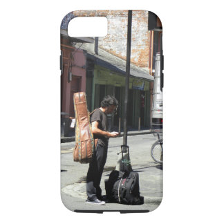 New Orleans Muscian Design I Phone 6 Phone Case