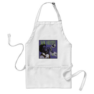 New Orleans Music aprons