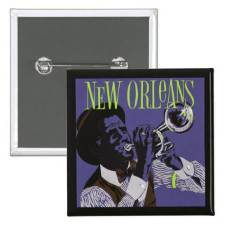New Orleans Music button