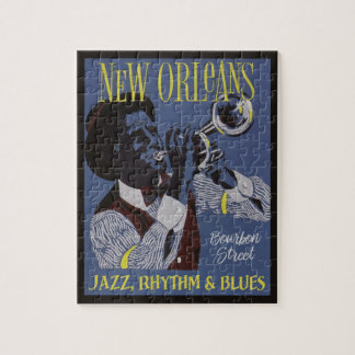 New Orleans Music puzzle