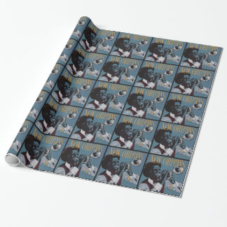 New Orleans Music wrapping paper