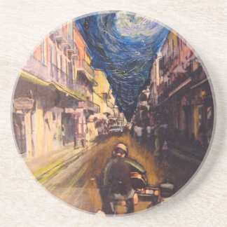 New Orleans Musician 2006 Coasters