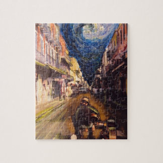 New Orleans Musician 2006 Jigsaw Puzzle