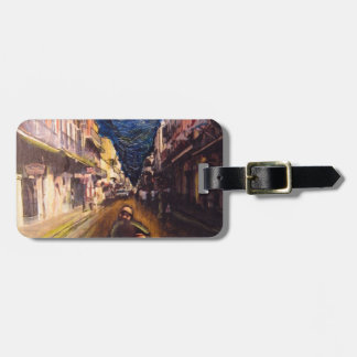 New Orleans Musician 2006 Luggage Tag