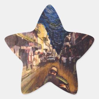 New Orleans Musician 2006 Star Sticker