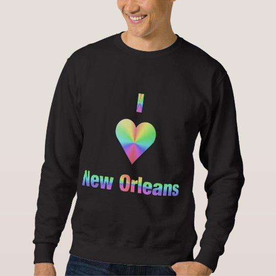 New Orleans -- Pastels Sweatshirt
