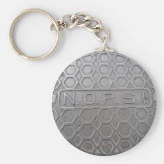 New Orleans Public Service Inc. (NOPSI) Keychain