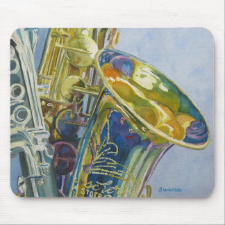New Orleans Reeds Mouse Pad