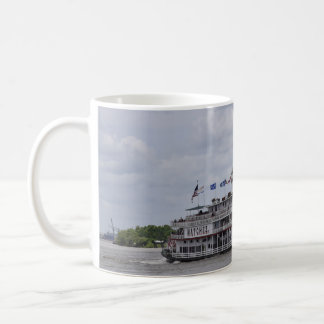 New Orleans River Boat Mug