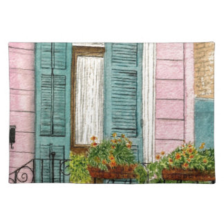 New Orleans Shitters Placemat