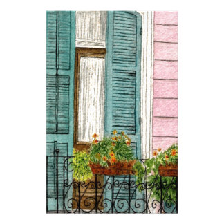 New Orleans Shitters Stationery