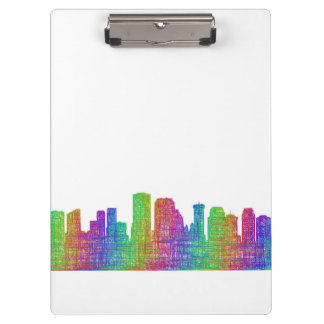 New Orleans skyline Clipboard