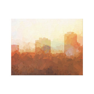 NEW ORLEANS, SKYLINE-In the Clouds Canvas
